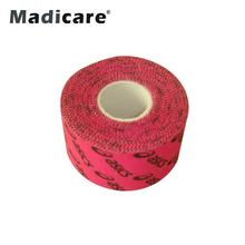 Printing Available Elastic Rigid Sports Tape White Athletic Muscle Tape Finger Tape