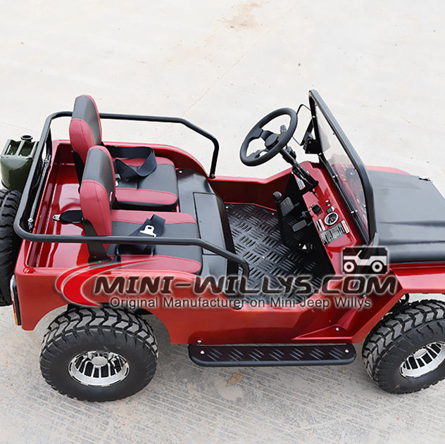 Morden design mini willys for adult mini-jeep