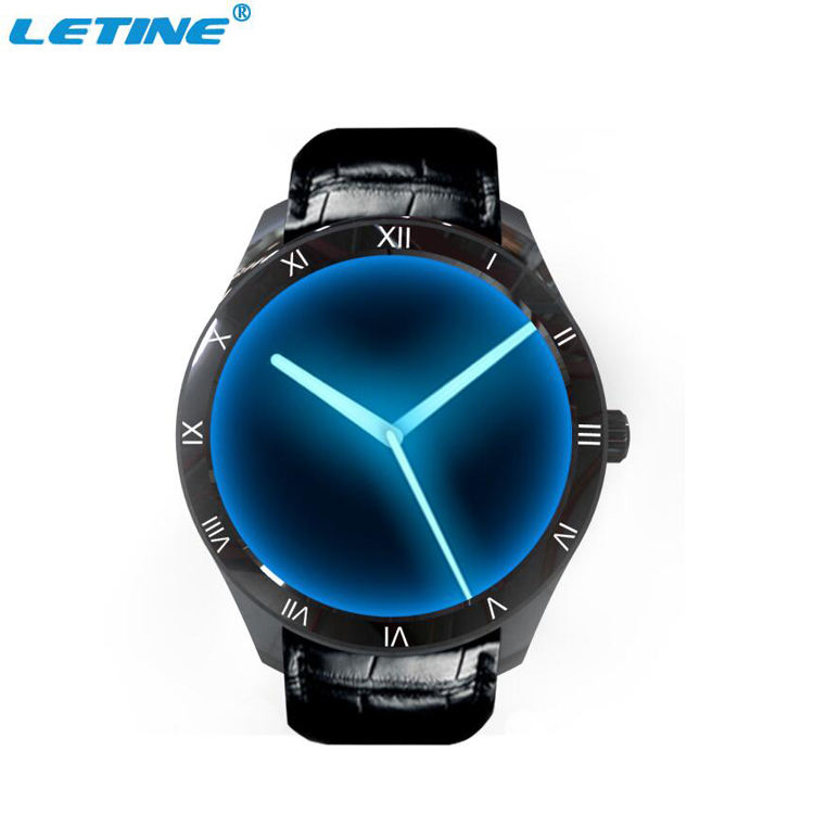 Top Quality Q5 Round Screen 3G GPS WIFI Bluetooth Android Smart Watch Phone