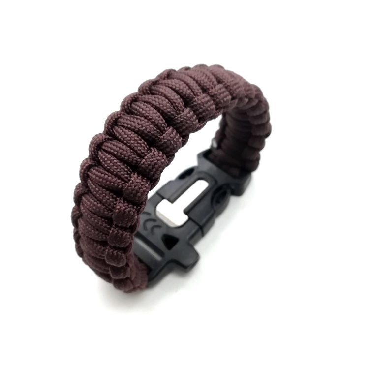 Fashion custom fabric meaning braided rope bracelets for men and women
