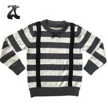 B2B Clothing Sweater Children Knitted Boys Sweater Design