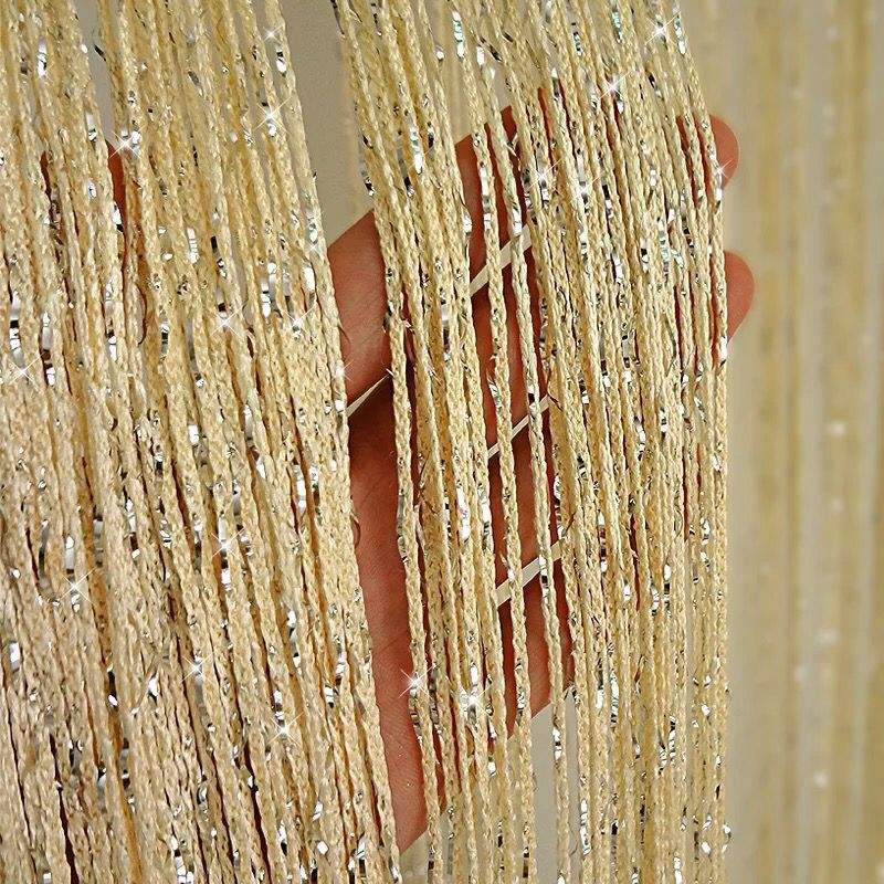 wholesale custom Perfect decoration string curtains