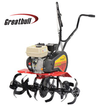 6.5HP gasoline powered cultivator tiller