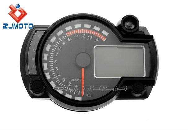 universal Digital motorcycle speedometer electronic meter export motorcycle parts best sell of China supplier