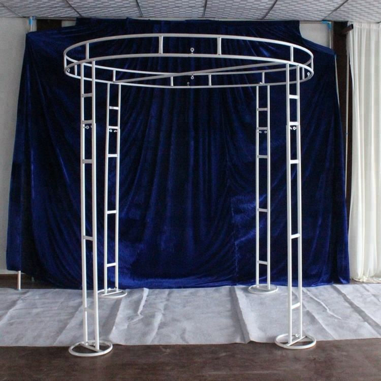 Wedding Round Mandap Chuppah For venue dressing stage asian planner florist