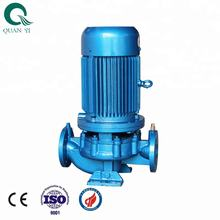 GD clarified water centrifugal pipeline water pump for plot or block
