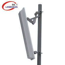outdoor wifi dual-band mimo Sector Antenna for 2.4GHz , 5.8GHz 20dbi high gain wifi antenna