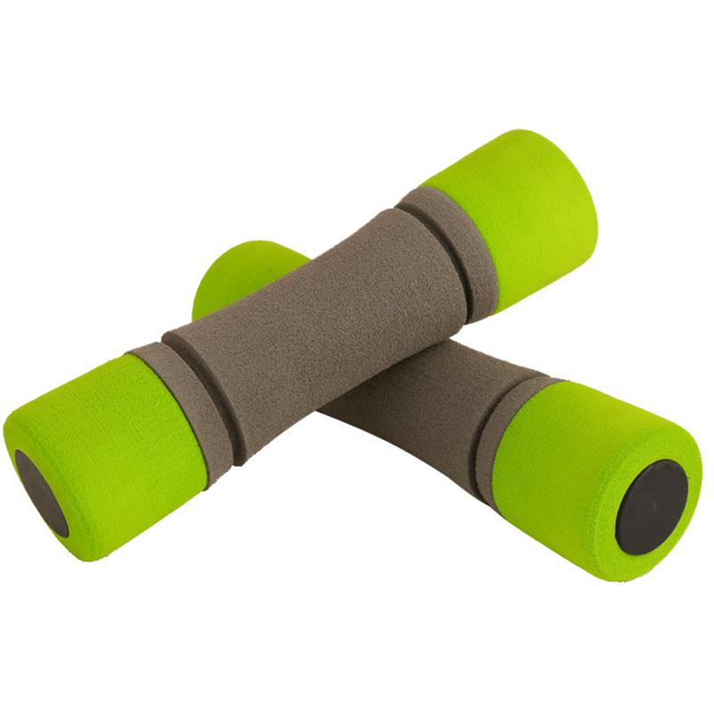 wholesale soft foam dumbbell