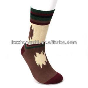 hombres de moda manple huf vestido calcetines