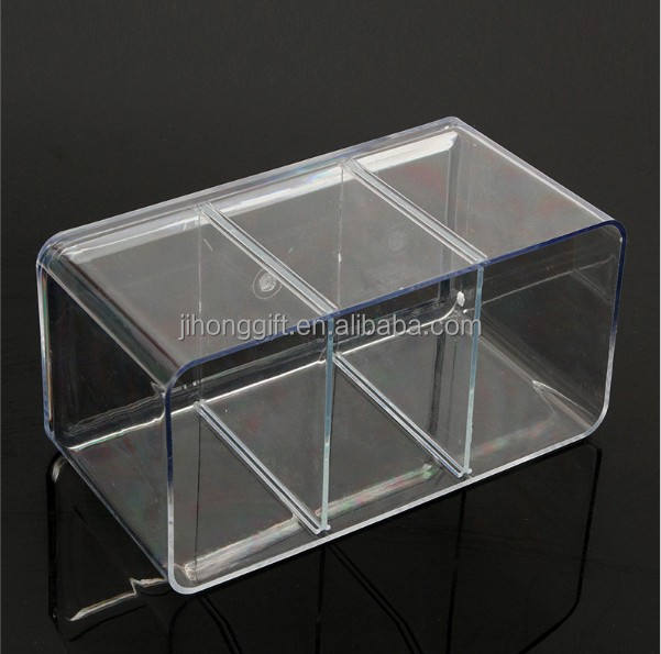 Acryl Clear Fish Betta Aquarium Fokken Divider Doos Kom