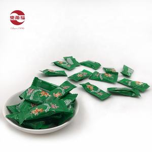 Chinese healthy lemon ginger hard candy with good flavor