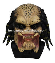 Alien Skeleton Predator Cosplay Martian Scary Latex Halloween Mask