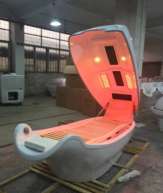 Infrared led light therapy bed for body skin health care LK-216B