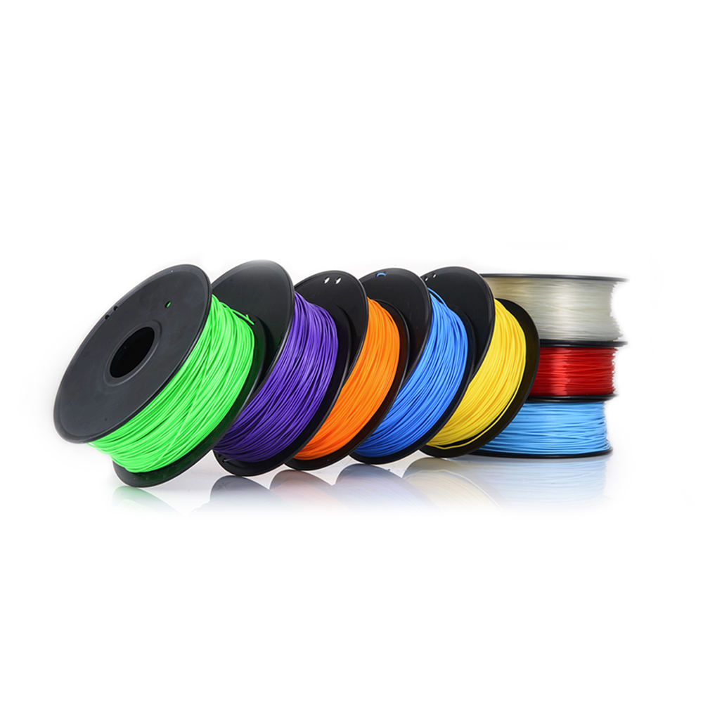 High quality Anet PLA ABS Conductive 3D printer filament 3mm /1.75mm 1KG / Roll