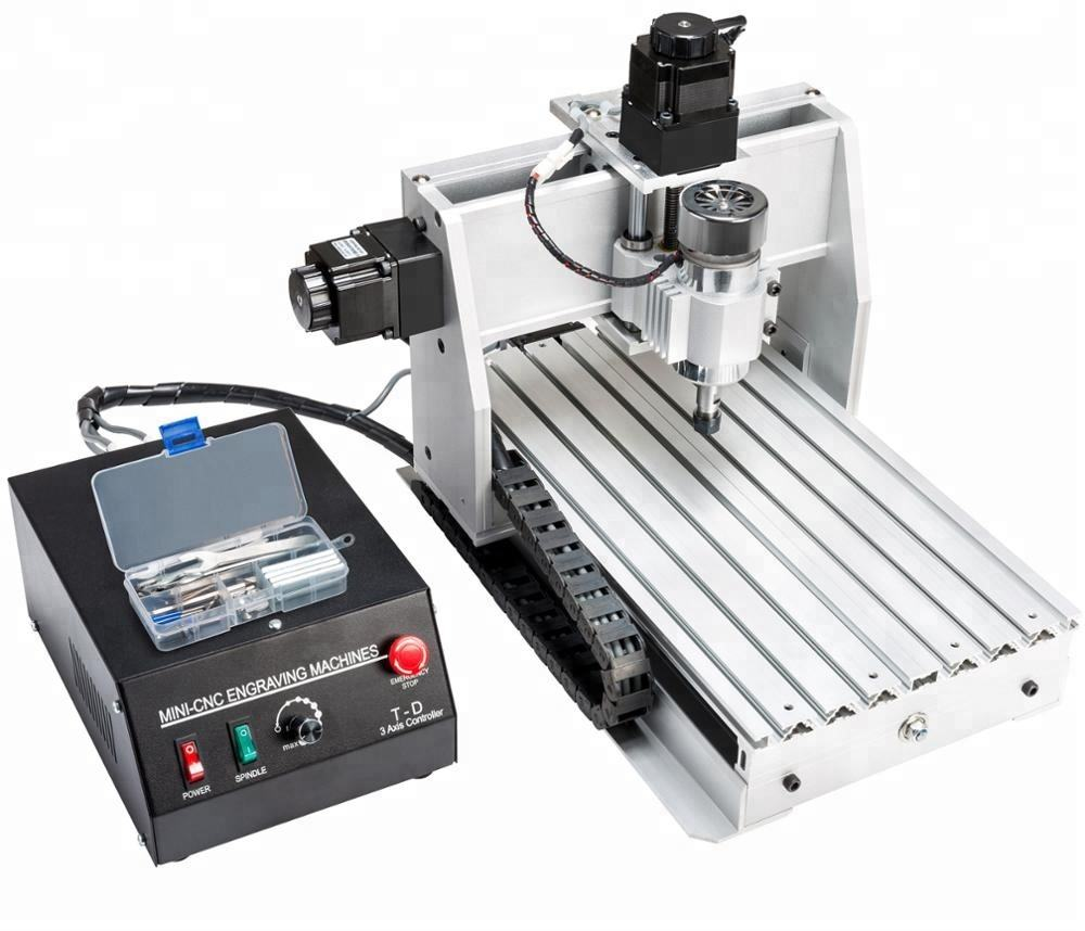 CNC engraving machine 3axis cnc router 3020 800w axis for wood working
