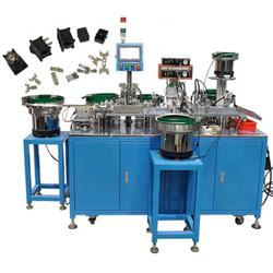 New design of LED assembling Machine for cutting ,bending and tester function