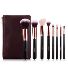 USA freeshipping 8pcs makeup brush kit high quality custom logo makeup brush wholesale makeup brush