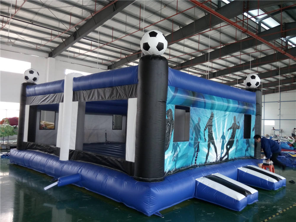 Chinese inflatable factory kids amusement cheap big disco dome inflatable bounce house for sale