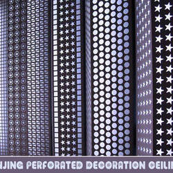 Special Type Perforated Ceiling(new product)