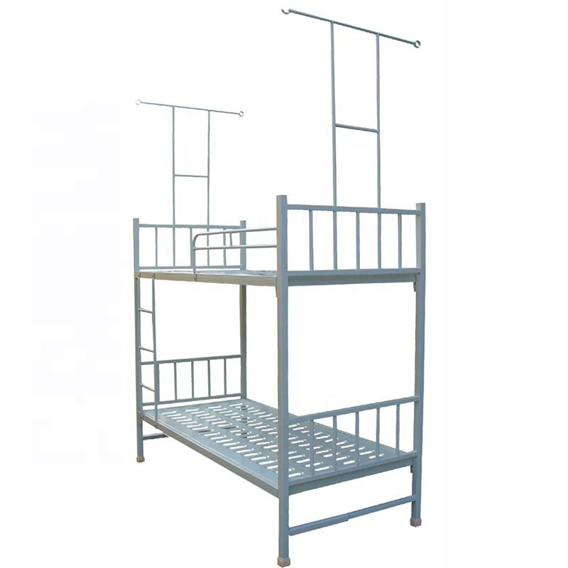 X06-1 Best Selling Economical Metal Double Bunk Bed For Hospital Use