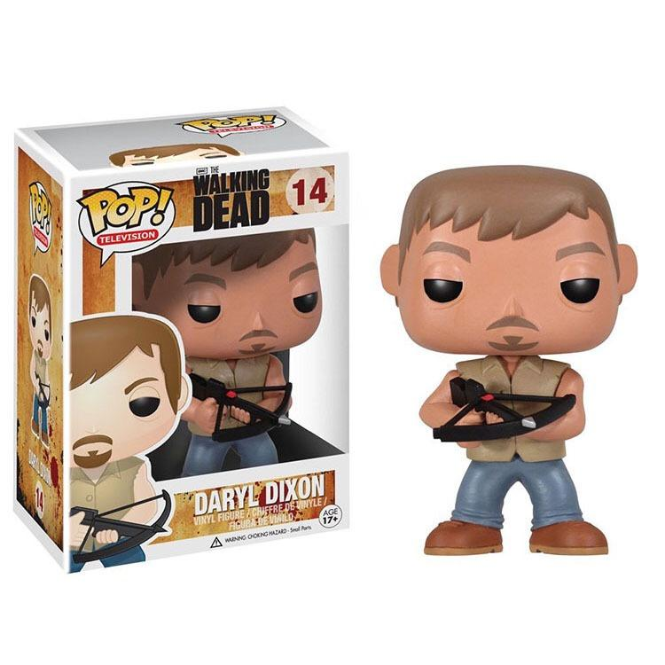 TV characters the walking dead action figure walking dead funko pop