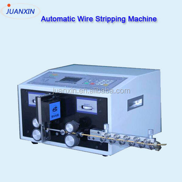 Factory direct sale electric wire cutting and stripping machine/electrical cable wire stripper