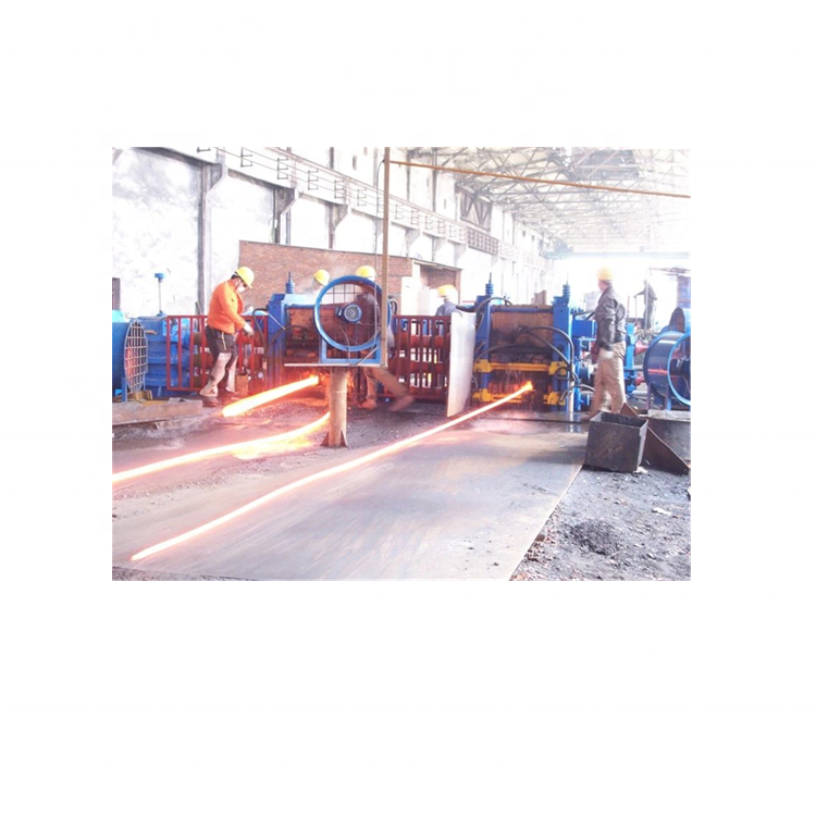 Small type steel hot rolling mill production line rebar making machine