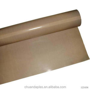 PTFE Coated Glass Fabric Insulation Cloth Fiberglass Cloth