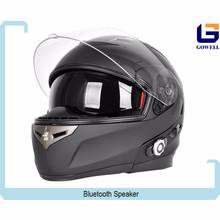 Factory price wholesale top quality custom bluetooth motorcycle helmet