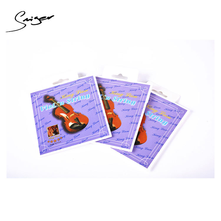 wholesale professional violin accessories strings