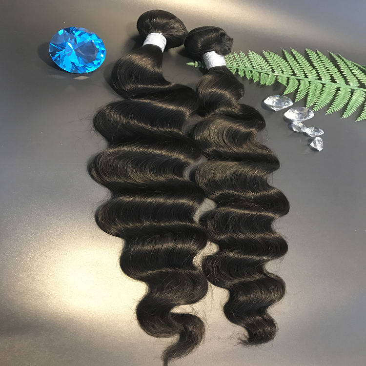 unprocessed 100% wet and cuticle aligned hair wholesale hair short wavy weaves brazilian extensions human hair bundle deals