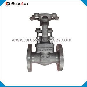 Forged Steel A105 Butt Weld / Socket Weld/ NPT Ends /Flanged Gate Valve