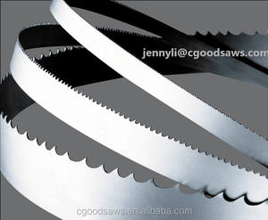 high quality woodworking bandsaw blade for hard wood