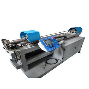 CNC punching& flanging machine