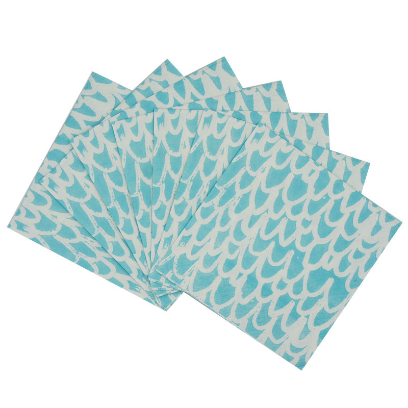 New arrival latest design decorative paper napkins for holiday celebration