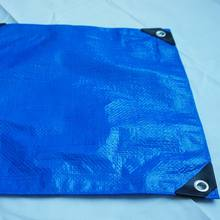 Recycled plastic pe tarpaulin car cover from lurun factory