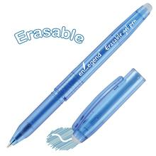 Hot sale smooth writing frixion pen and erasable gel ink pen with cap