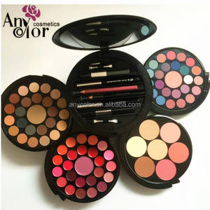 new arrival top-quality cosmetics makeup kit all-in-one makeup kits