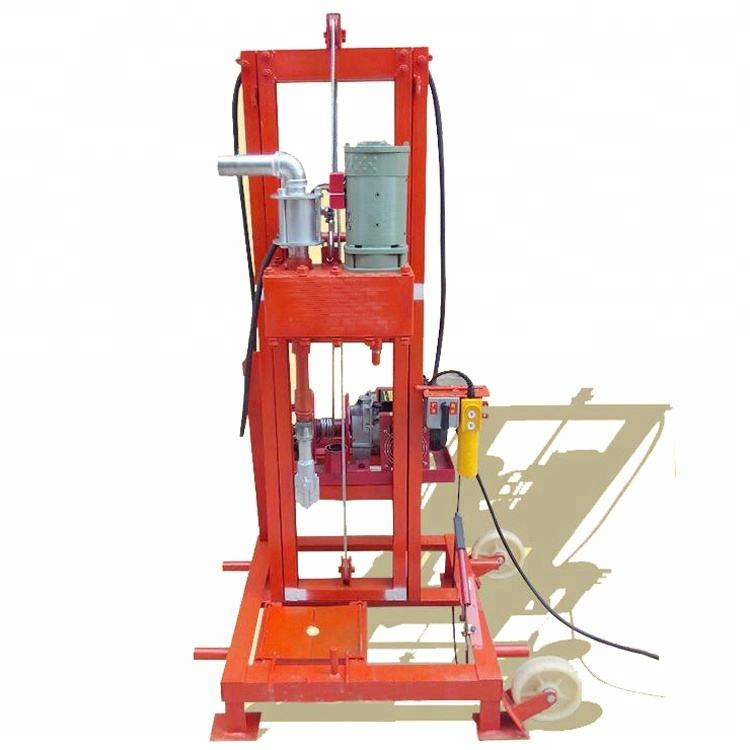 OC-180B Two Phase 80-100m dth Water Well Drilling Machine for Sale Philippines