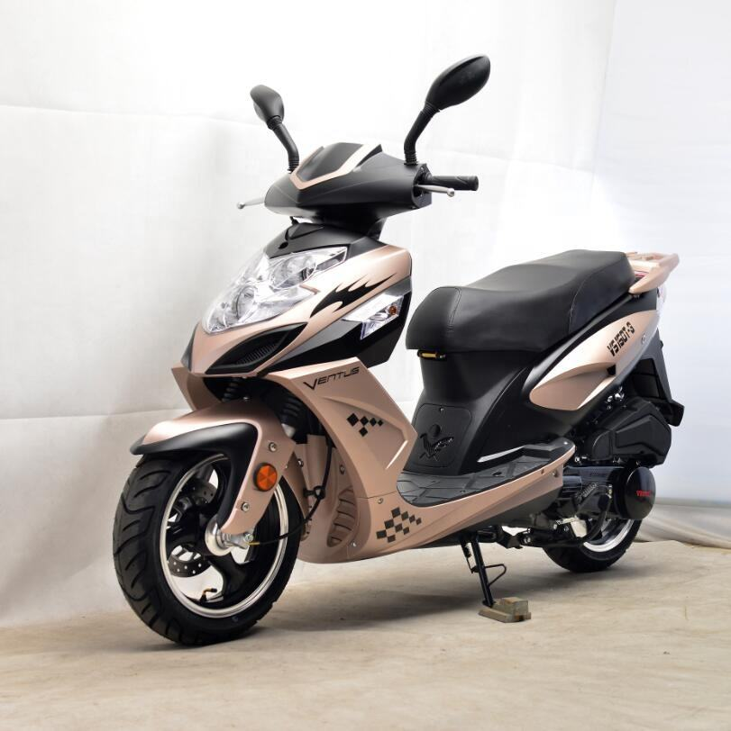 Hot Sale 150cc 125cc Gasoline Scooter, Moped, Fashion Scooter, Petrol Scooter