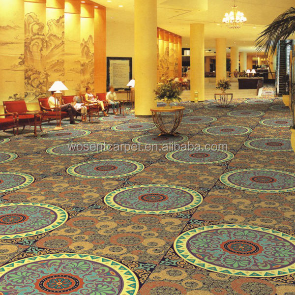 Luxury Color Cut Pile 100% Nylon Carpet Tiles 50*50cm Colorful Carpet Tiles
