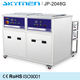 Dual tanks cleaning and rinsing SUS304 material 1200W industrial ultrasonic cleaner with CE