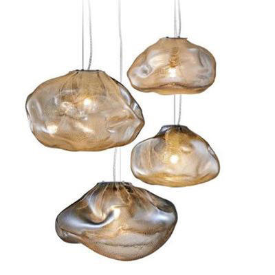 Artdecolite New design good quality modern hanging glass pendant chandelier
