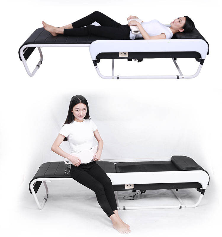 Jade Stone Thermal Massage Bed/Therapy Rolling Electric Flexible Heated Vibration Jade Massage Bed- Buy Jade Massage Bed