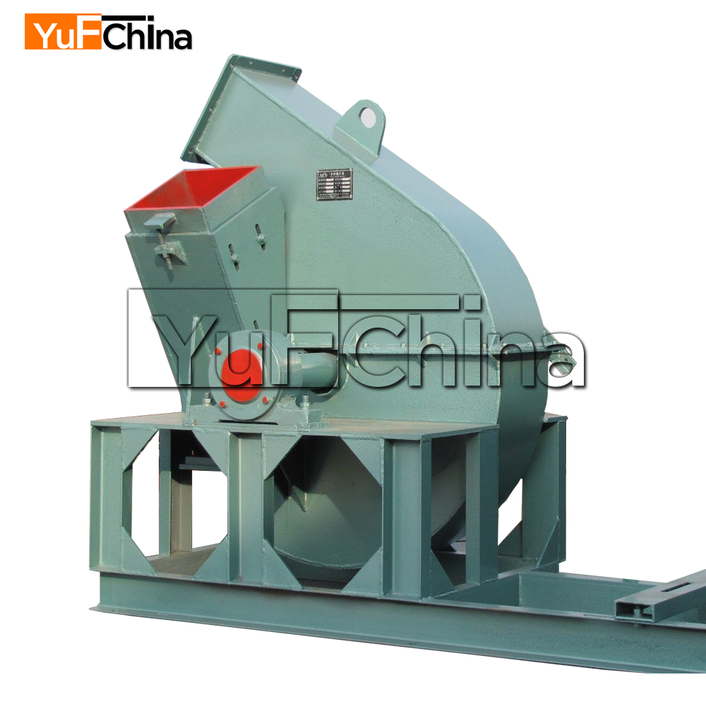 High quality large wood shredder chipper