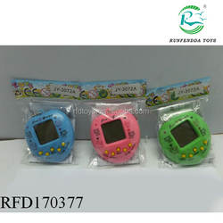 Electronic tamagotchi virtual pet games handheld pet toy