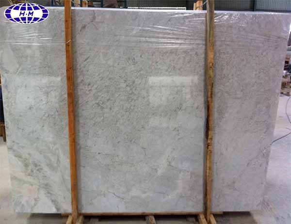 new marble China silver grey marble tile