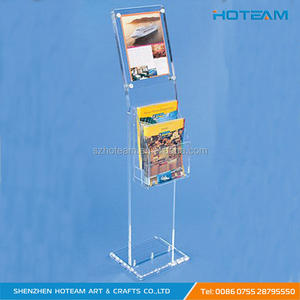 42-zoll-android-stand Broschüre/Flyer Display Stand
