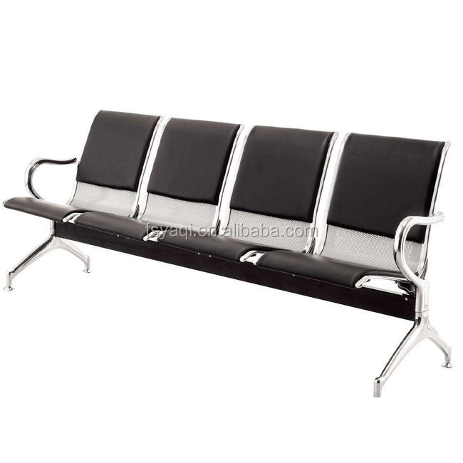 4 seaters waiting room bench YA-25