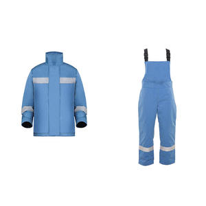 Factory Produces New Fashion arc preventive coveralls Safety uniform Long Sleeve work clothes